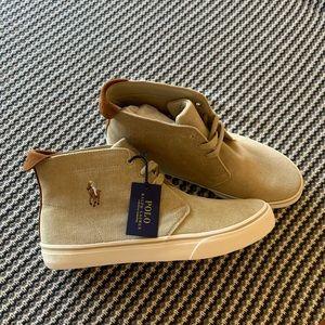 New Ralph Lauren Polo Boots
